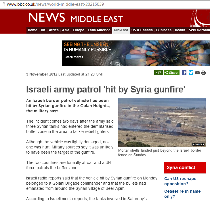 Different borders; different BBC reporting priorities