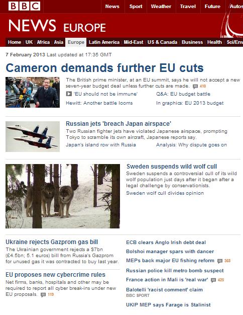 BBC ignores significant EU court ruling