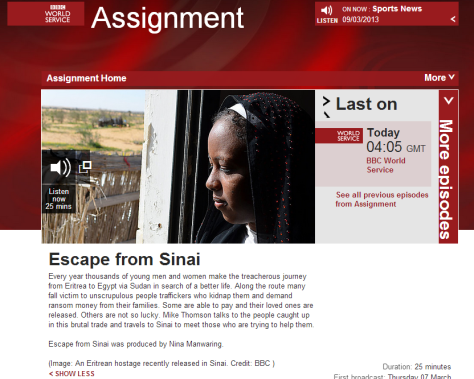 Assignment - Sinai