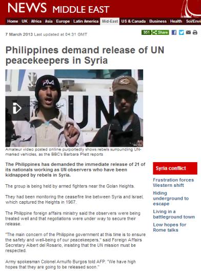 BBC UNDOF 2