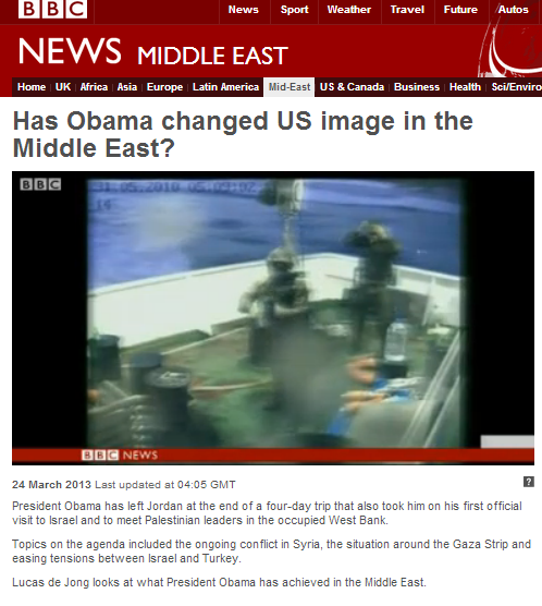 Yet another major BBC accuracy fail in reporting 2010 flotilla