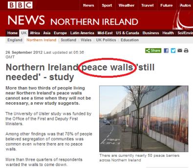 Peace walls 2