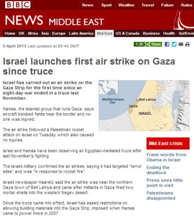 3 4 rockets Gaza