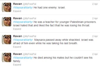 abu hamadiyeh tweets