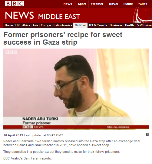BBC Arabic sweetens up terrorists