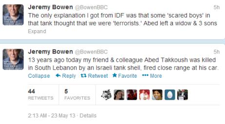 Bowen tweet 23 5