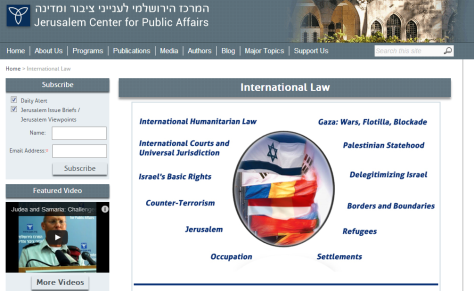 JCPA International Law