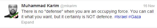 Karim tweet 3
