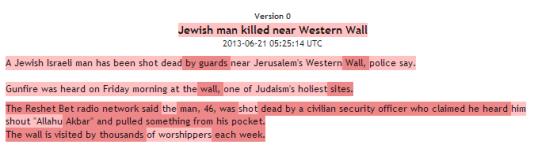 WW version 1