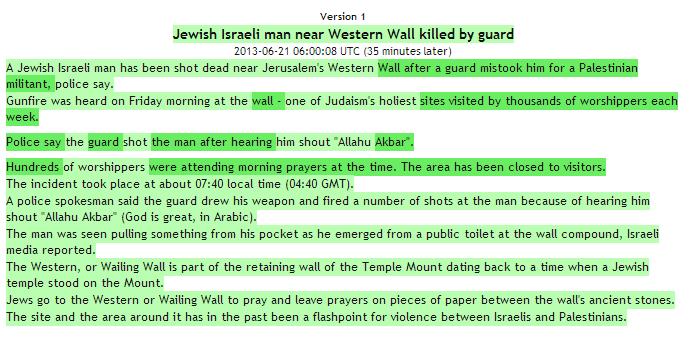 WW version 2