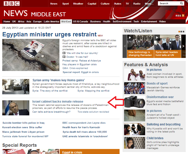 BBC downplays Palestinian terrorists' crimes yet again