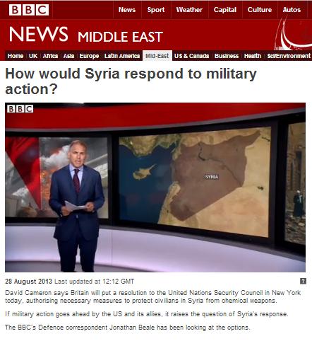 BBC defence correspondent: Al Kibar was a 'suspected' nuclear facility