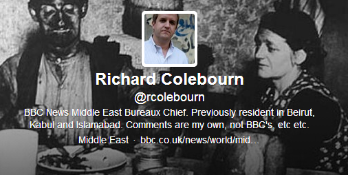 New BBC Jerusalem Bureau Chief