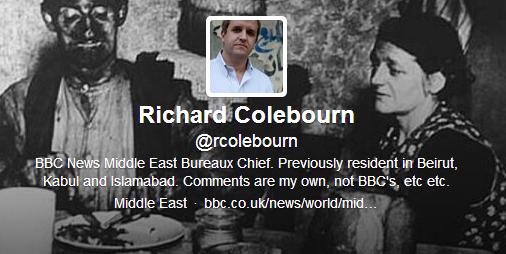 Colebourn twitter
