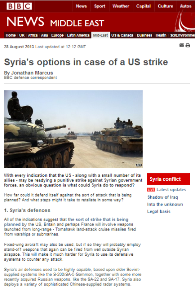 Marcus article Syria options