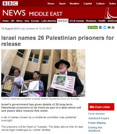 prisoners named