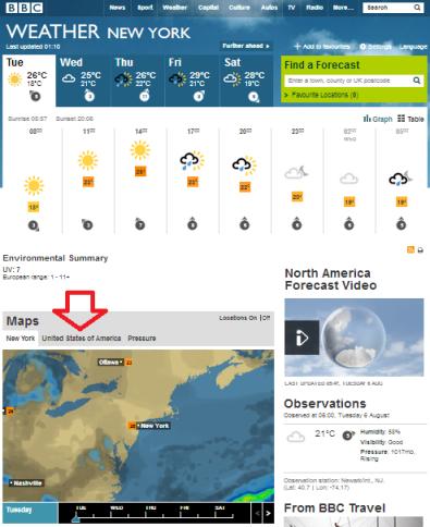Weather NY