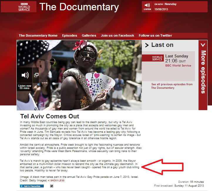 WS documentary TA comes out