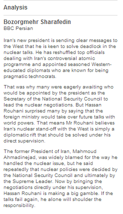 analysis nuclear talks article