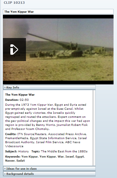 BBC removes claim of 'pre-emptive' Yom Kippur strike