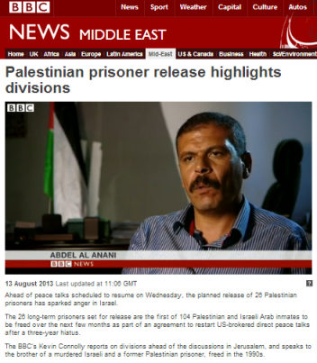 Connolly prisoner release
