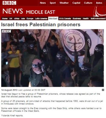 Knell prisoner release