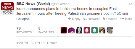 BBC World tweet 1