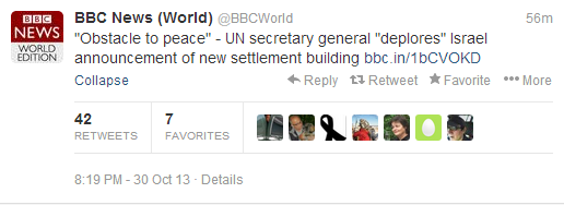 BBC World tweet 2