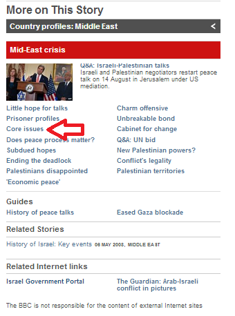 """BBC's """"Obstacles to Peace"""" erases pre-1967 Jewish history in Jerusalem"""