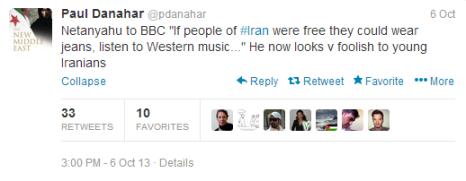 Danahar tweet jeans