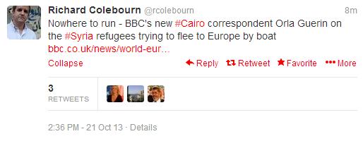New BBC Cairo correspondent