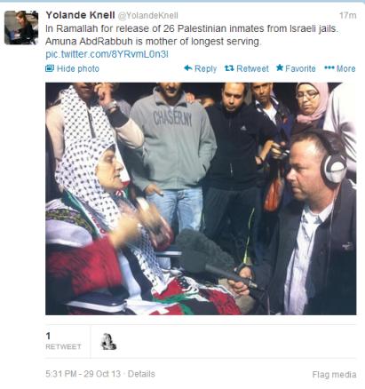 Knell Ramallah