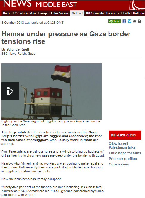 BBC's Knell recycles inaccuracies from previous reports