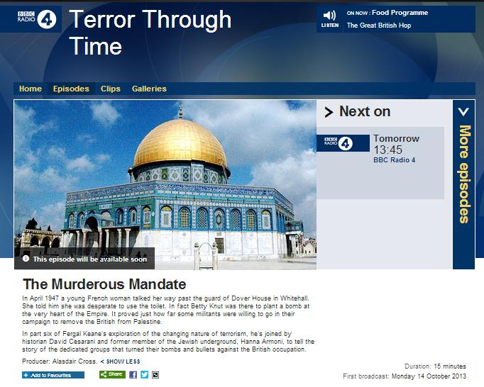 The Murderous Mandate