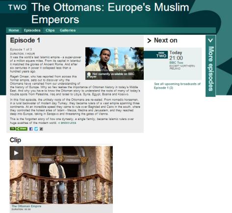 The Ottomans promo