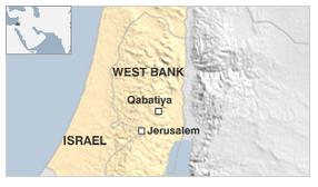 BBC map Qabatiya