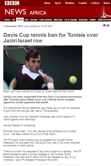 Davis Cup article