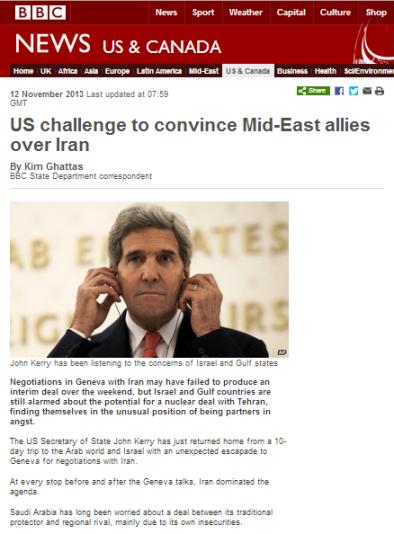 Ghattas Iran deal