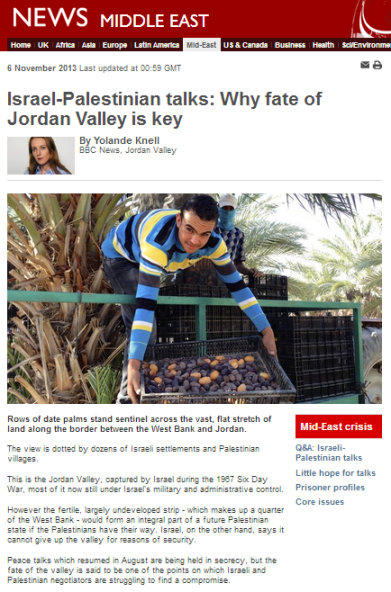 Knell Jordan Rift Valley