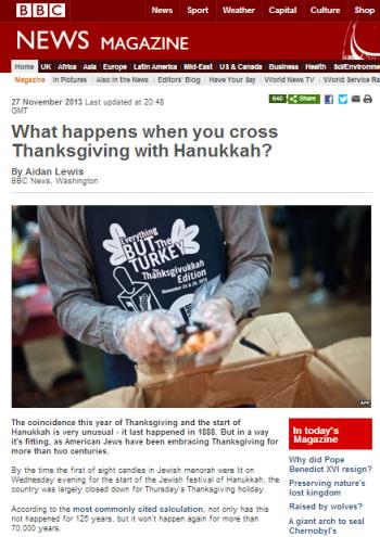 Magazine Hanukkah