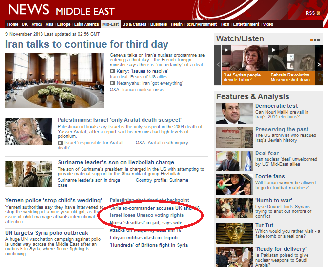 BBC continues to promote Israeli building as sole impediment to peace talks