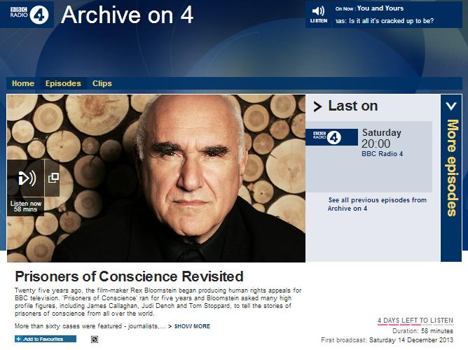 Stealth political activism on BBC Radio 4