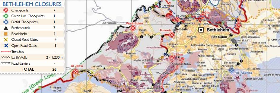 Bethlehem map 2