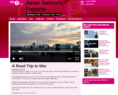 Catrin Nye BBC Asian network