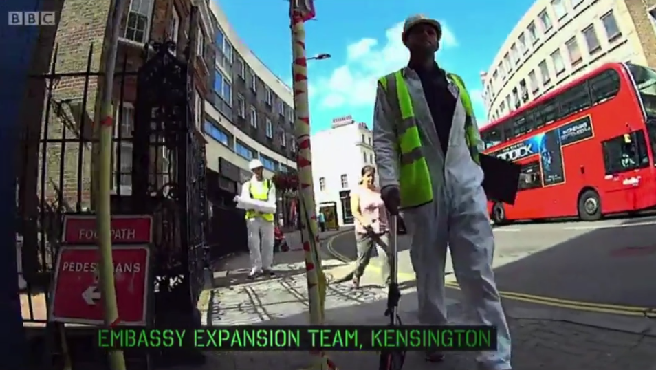 embassy expansion team