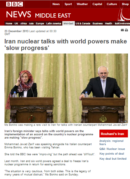 BBC continues to mislead audiences on Iran nuclear issue