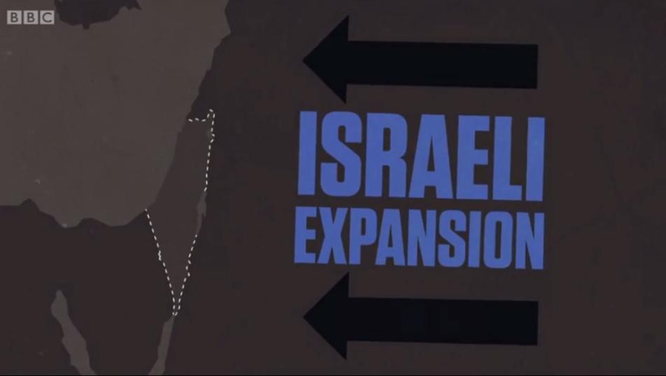 Israeli expansion