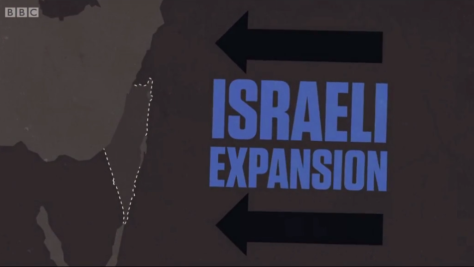 Israeli expansion