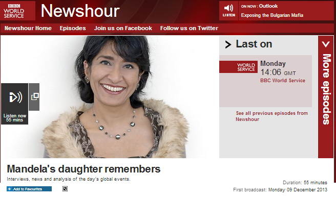 BBC WS 'Newshour' on the Iraqi Jewish Archive