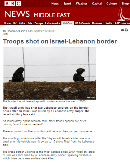 Troops shot story 16 12